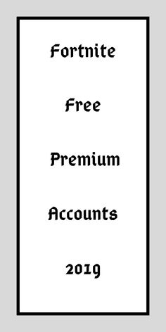 49 Best Free Premium Accounts images in 2019 | Accounting