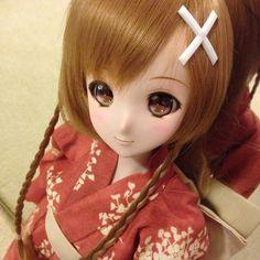 Mirai Suenaga Smart Doll by nekoconeco