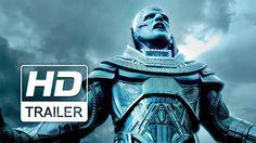 X-Men: Apocalipse | Trailer Oficial | Legendado HD - o filme de lançamento mais esperado em 2016.