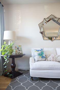 Lindsey Albrecht Design : Napa Valley Interiors : Project Autumn Run : Living Room