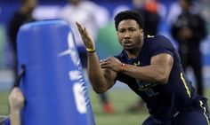 McMullen: Myles Garrett proves he's no joke at NFL Scouting Combine = For those who brushed off Myles Garrett's dating service-like video request for the Dallas Cowboys to draft him and claimed it was all in good fun, well, the presumptive best player in the 2017 NFL draft obviously knows otherwise. Garrett, an Arlington, Texas native who grew up loving the Cowboys, understands he…..