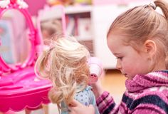 How to Clean and Restore Doll Hair