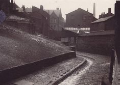 The River Croal in Bolton in 1929 photo from the Bolton News. Small Towns, Old Town, North West, England, River, News, Old City, English, British
