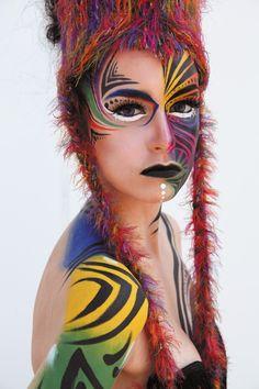 Make-up by Duk Soo Veronica Cho