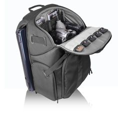 Travel Camera Backpack by Dolica