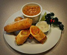 My Favorite Meals: Thai Spring Rolls