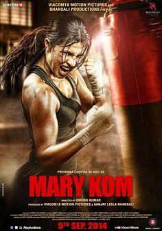 Check out Priyanka Chopra's Mary Kom first look poster