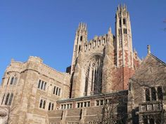 Yale. Beautiful campus that I was able to see while visiting Lesley. She was working at Yale University Hospital.