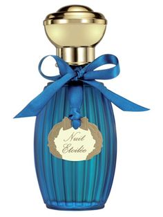 """Nuit Etoilee by Annick Goutal ~ Nuit Etoilee or """"starry night"""", a new fragrance for both men and women. The fragrance was inspired by the moonlight, starry skies, cool scent of woods and enjoyment in nature and solitude."""
