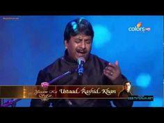 Yaad piya ki aaye - Ustad Rashid Khan - HD - Thumri - YouTube Hindustani Classical Music, Songs, Youtube, Song Books, Youtubers, Youtube Movies
