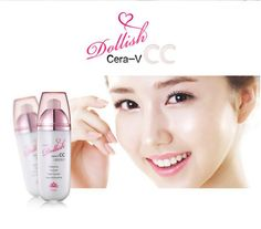 [Lioele] New Dollish Cera-V CC Cream 30ml SPF34 PA++,BB Cream, High Coverage (310917771531)