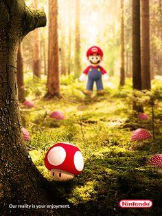 Adeevee - Nintendo: Reality