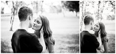 Manistee Michigan Engagement Session : Ashley + Kyle