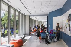 Gallery of Global and International Studies Building / Ennead Architects + Browning Day Mullins Dierdorf - 6