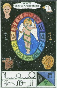 Atu XXI -- The Universe