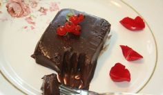 This Chocolate Miracle Is Ready Just In 5 Minutes And It's With Only 3 Ingredients! Baking Recipes, Cake Recipes, Dessert Recipes, No Cook Desserts, Easy Desserts, Greek Sweets, Sweet Corner, Kolaci I Torte, Bulgarian Recipes