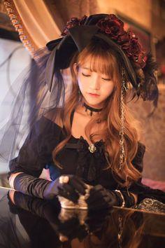 yurisa (@baby_yurisa) | こういうファッションって、ゴスロリっていうんですよね?