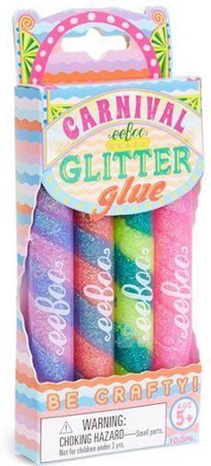 Carnival glitter glue http://rstyle.me/n/i9xbrnyg6