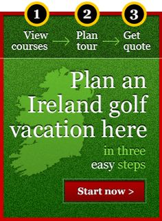Golf Vacations Ireland | Ireland Golf Tours | Golf Ireland | SWING