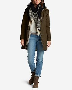 Shop women's eastside trench coat in Women's at Eddie Bauer. Casual Fall Outfits, Women's Casual, Eddie Bauer, Fitness Fashion, Raincoat, Dress Up, Winter Jackets, Clothes For Women, My Style