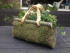 Garden Crafts, Garden Projects, Diy Crafts, Indoor Garden, Garden Pots, Chicken Wire Crafts, Flower Arrangements Simple, Deco Nature, Pinterest Garden