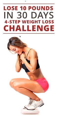 It could be hard to imagine for most people that it is really possible to lose 10 pounds in just 30 days. As the best weight loss challenge, it has been seen with speculation by many as well. If you are someone who wants to take up this challenge and lose 10 pounds in 30 days, then you should for sure follow the following steps
