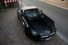 Mercedes-Benz SLS AMG Roadster | Flickr