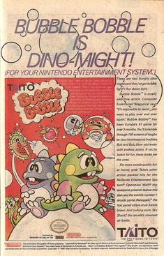 Publicités pour des jeux vidéos classiques ancienne publicite jeu video magazine 16