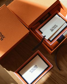 Packaging design, Sunday Brunch Box