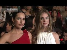 PRONOVIAS 2016 Photocall & Front Row by Fashion Channel