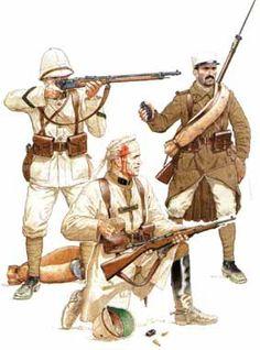 Legion 1920s North Africa