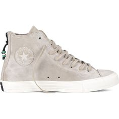 Converse Chuck Taylor All Star Burnished Suede Back Zip – grey... (€48) ❤ liked on Polyvore featuring shoes, sneakers, grey, converse shoes, gray shoes, converse trainers, zipper sneakers and converse footwear