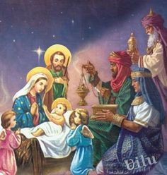 Jesus was born !!! Peace on earth to men of good will!!!