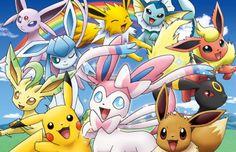 Pokémon: Eevee and Friends Special On Pokémon TV now through December 15, 2013.