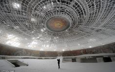 The 10 Most Haunting Abandoned Places on Earth that will leave you with chills.