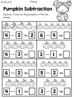 math worksheet : 1000 ideas about kindergarten math worksheets on pinterest  : Pumpkin Math Worksheets Kindergarten