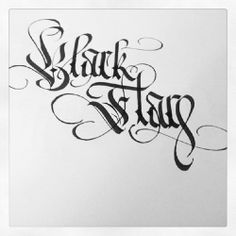 by Inok #Blackletter