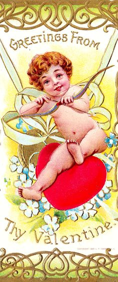 Greetings From Thy Valentine