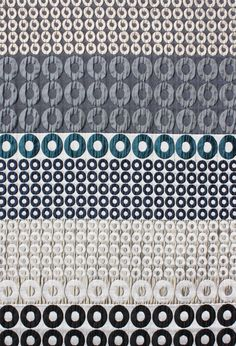 Auckland Fabric. Kaleidoscope Collection. Silk and Lycra. Margo Selby. Textile Design