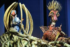 MUSICAL REVIEW: The Lion King   clairestbearestreviews