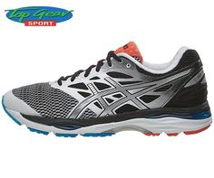 The #Asics FluidRide provides the ultimate combination of bounce back and  cushioning properties with reduced