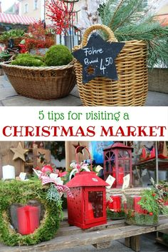 5 tips for visiting a European Christmas market! Travel | Europe | Food