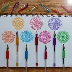 Aayushi Shah – Super Doodle Featured Artist Gel Pen Art, Gel Pens, Peaceful Words, Mandala Pattern, Paper Quilling, Geometric Art, Doodle Art, Zentangle, How To Draw Hands