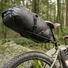 Bindle Rack™ with Terrapin Drybag | Portland Design Works
