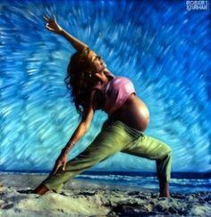 Prenatal Yoga Video