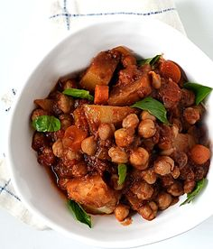French-Style Vegetable Stew Recipe — Dishmaps