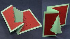 DIY Christmas Pop Up Cards - How to Make Pop Up Christmas Cards ...
