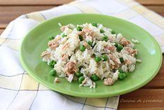Insalata+di+riso+con+tonno+e+piselli
