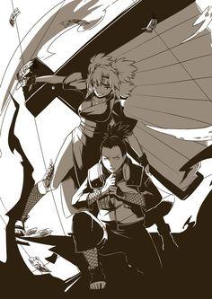 Temari and Shikamaru