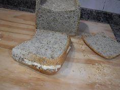 Pan Sin Gluten con Semillas en Panificadora - YouTube